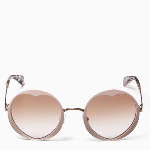 Kate spade rosaria sunglasses like new condition